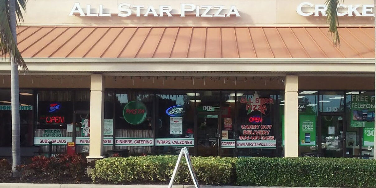 All Star Pizza Deerfield Beach New
